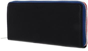 Esquire Lyon Zip Around Wallet black (1961-16)
