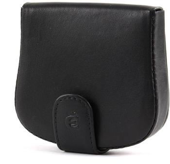 Esquire Logo Coin Wallet black (0012-10)