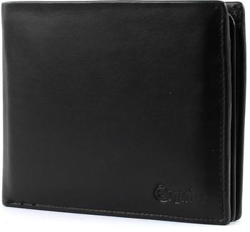 Esquire New Silk Wallet Quer L black (2282-02)