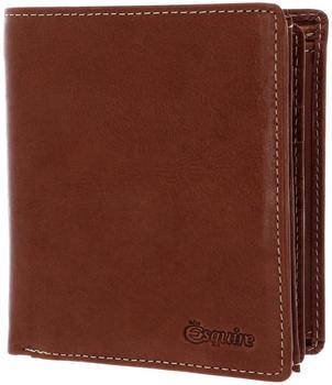 Esquire Denver RFID Wallet Vertikal L cognac (0480-18)