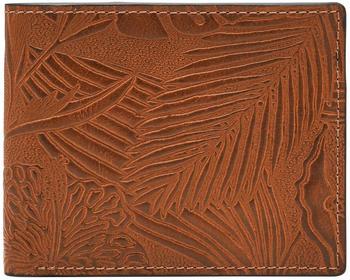 fossil-palmer-large-coin-pocket-bifold-dark-brown-ml4293