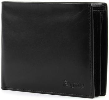 Esquire New Silk Bifold Wallet black (2235-02)