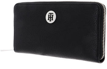 Tommy Hilfiger TH Core Large Zip Around Wallet black (AW0AW08011)