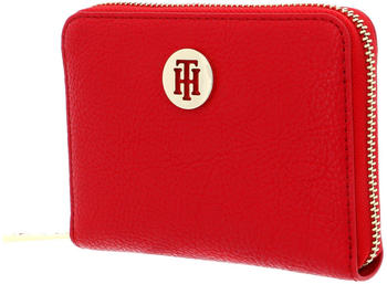 Tommy Hilfiger TH Core Medium Zip Around Wallet barbados cherry (AW0AW08012)