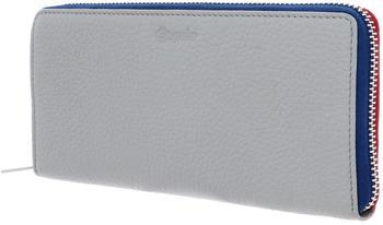 Esquire Lyon Zip Around Wallet taupe (1961-16)