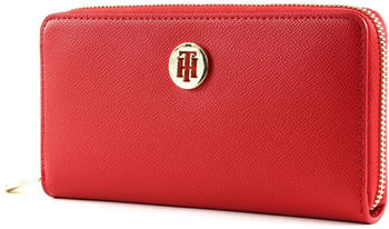 Tommy Hilfiger Honey Large Zip Around Wallet barbados cherry (AW0AW08005)