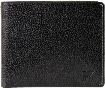 Braun Büffel Prato RFID Wallet 11CS black