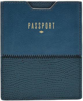 Fossil RFID Passport Sleeve twilight (SLG137)