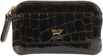 Braun Büffel Verona Key Case black