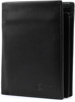 Esquire New Silk Wallet High S black (0459-02)