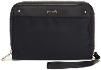 PacSafe RFIDsafe Compact Travel Organizer Women black (11021)