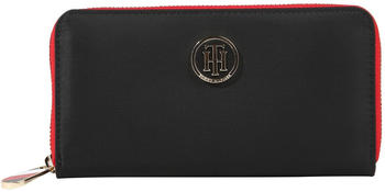tommy-hilfiger-large-zip-around-wallet-aw0aw04282-black