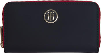 Tommy Hilfiger Large Zip Around Wallet (AW0AW04282) navy