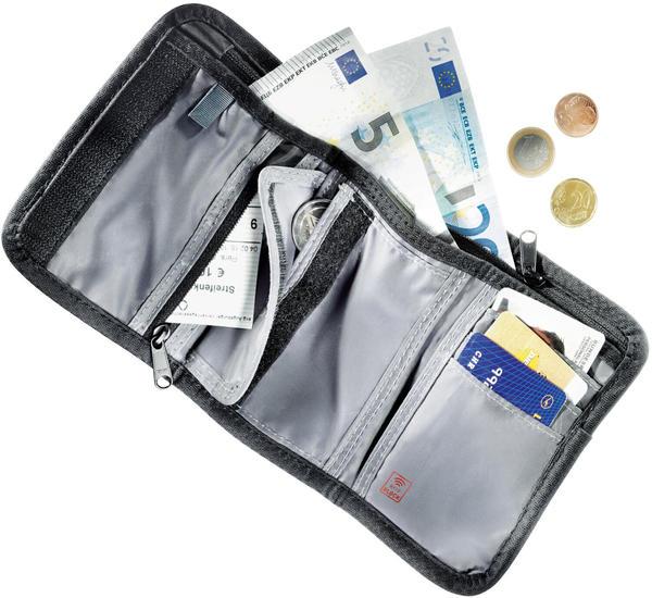 Deuter Travel Wallet RFID Block (2021) black
