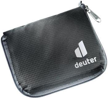 Deuter Zip Wallet (2021) black