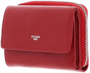 Picard Bingo Small Wallet (9445) red