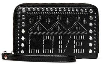 Desigual Azabache Mini Zip Wallet black