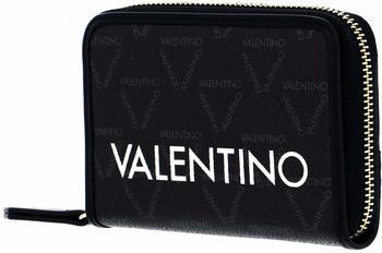 Mario Valentino S.p.A. Valentino Bags Liuto Zip Around Wallet (VPS3KG137) black