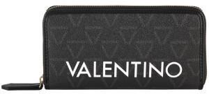 Mario Valentino S.p.A. Valentino Bags Liuto Zip Around Wallet black