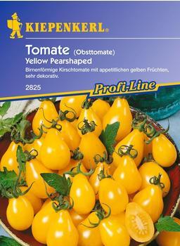 Kiepenkerl Cherrytomaten Yellow Pearshaped