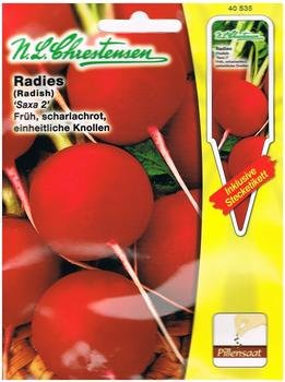 Chrestensen Radies Saxa 2 (Pillensaat)