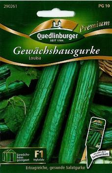 Quedlinburger Saatgut Gewächshausgurke Louisa F1