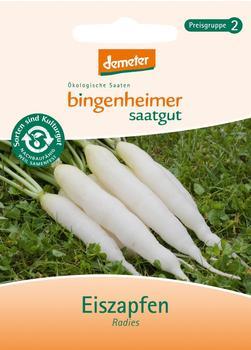 Bingenheimer Saatgut Radies Eiszapfen