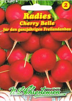 Chrestensen Radies, Cherry Belle-Portion