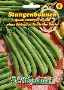 Chrestensen Stangenbohnen Quedlinburger Speck