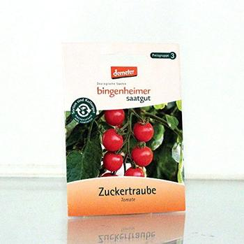 Bingenheimer Saatgut Cocktailtomate Zuckertraube
