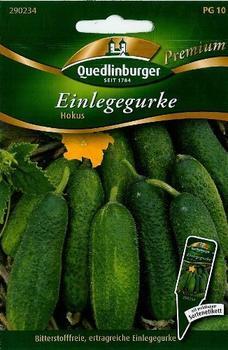 Quedlinburger Saatgut Einlegegurken Hokus