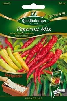 Quedlinburger Saatgut Peperoni Mix