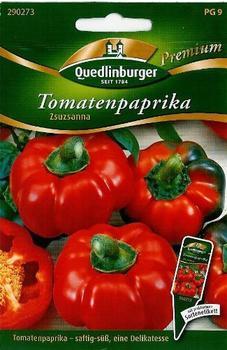 Quedlinburger Saatgut Tomatenpaprika Zsuzsanna