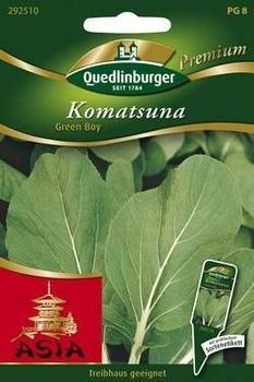 Quedlinburger Saatgut Komatsuna Green Boy