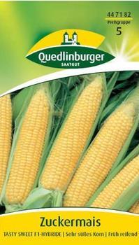 Quedlinburger Saatgut Zuckermais Tasty Sweet F1
