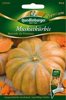 Quedlinburger Saatgut Muskatkürbis Muscade de Provence