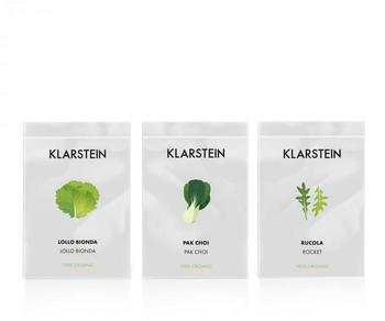 Klarstein Klarstein GrowIt Seeds Salad | 3 Päckchen Samen: Lollo Bionda, Pak-Cho, Rucola (HGA3-GrowitSalad)