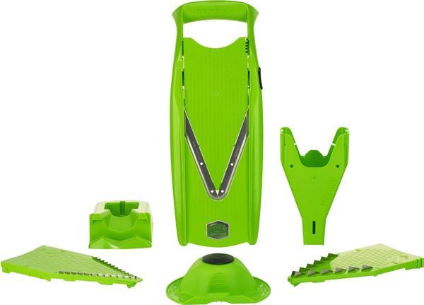Börner V5 PowerLine Profi Set grün
