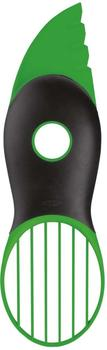 OXO Good Grips 3-in-1 Avocado-Schneider grün