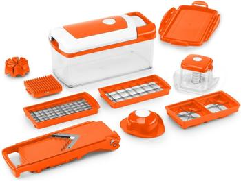 Genius Nicer Dicer Fusion 13 tlg. orange