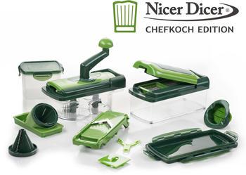 Genius Nicer Dicer Chefkoch Edition 20tlg