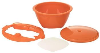 boerner-gemuesehobel-multimaker-vollfarbig-schuessel-mit-frischhaltedeckel-sieb-u-multiplate-orange