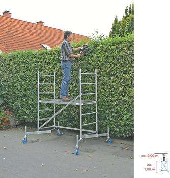 Krause ClimTec Arbeitsgerüst Grundgerüst (710116)