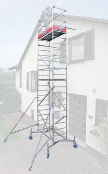 Krause ClimTec 7m inkl. Rollen 150mm