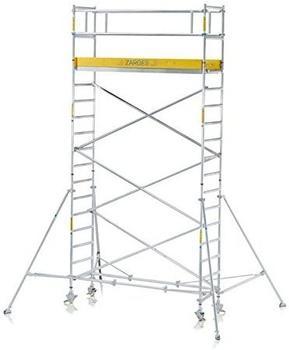 Zarges LM-Fahrgerüst Ausleger Arbeitshöhe 11,45 m Z600