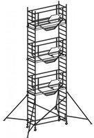 Hymer Fahrgerüst ADVANCED SAFE-T, Modul 1 + 2 + 3 + KIT, Standhöhe m, 625 707508