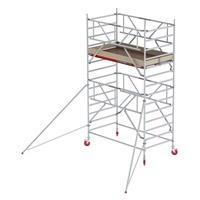 Altrex RS Tower 42-S Aluminium Safe-Quick mit Holz-Plattform 5,20m AH 1,35x1,85m