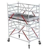 Altrex Fahrgerüst RS Tower 52-S Aluminium mit Safe-Quick und Fiber-Deck Plattform 4,20m AH 1,35x3,05m