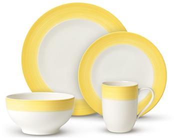 Villeroy & Boch Colourful Life Lemon Pie Set For Me & You