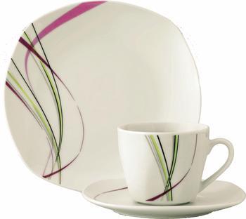 Van Well Fashion Kaffeeservice 18 tlg.